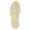 Pánská zimní obuv na výrazné podešvi napapijri, zelená, 899-7002 - 26