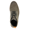 Pánská kotníčková obuv bata, šedá, 893-2651 - 19