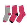Sada 3 párů dětských bambusových ponožek bata, 919-0601 - 26