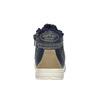 Kotníčkové tenisky se zateplením mini-b, modrá, 491-9600 - 17