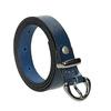 Dámský kožený opasek bata, modrá, 954-9100 - 13
