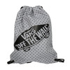 Městský textilní batoh s puntíky vans, šedá, 969-2010 - 26