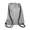 Městský textilní batoh s puntíky vans, šedá, 969-2010 - 19