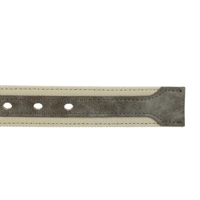 Ležérní textilní opasek bata, žlutá, 959-8261 - 16