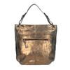 Zlatá kožená kabelka gabor-bags, zlatá, 966-8001 - 19