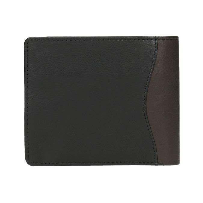 Elegantní pánská peněženka bata, černá, 944-6177 - 19