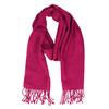 Růžová dámská šála bata, růžová, 909-5209 - 13