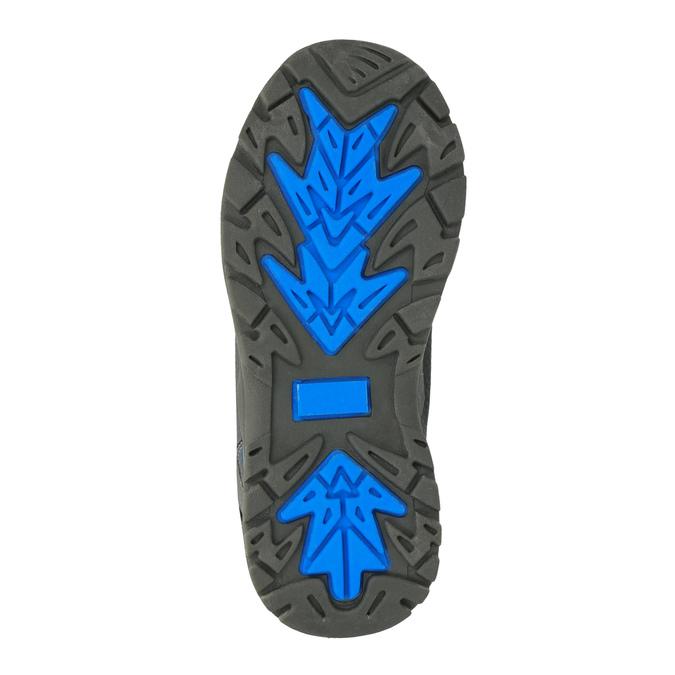 Kotníčková dětská obuv mini-b, šedá, 491-2100 - 26