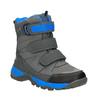 Kotníčková dětská obuv mini-b, šedá, 491-2100 - 13