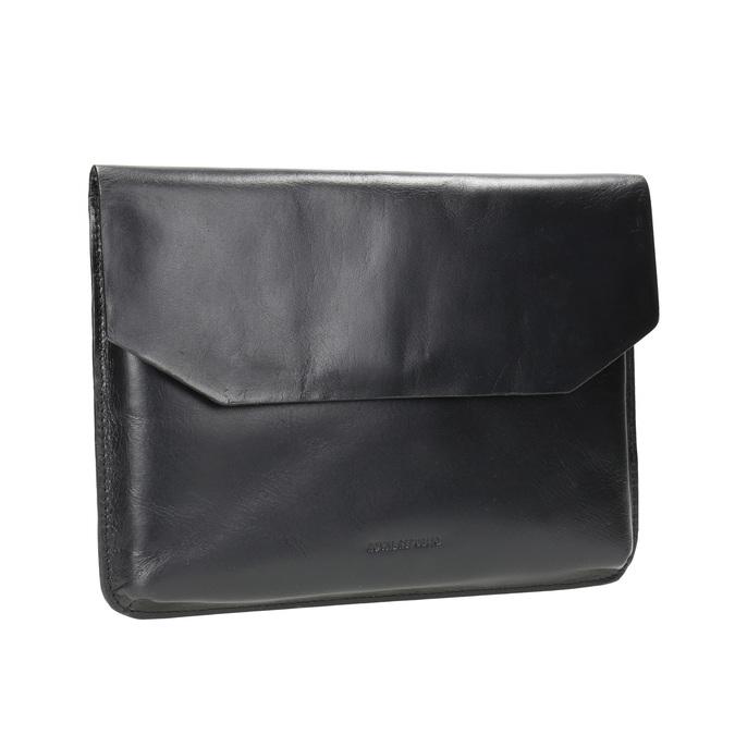 Kožená taška na dokumenty royal-republiq, černá, 964-6006 - 13