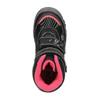 Dětská kotníčková obuv mini-b, černá, 299-6610 - 19