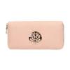 Peněženka s kovovou aplikací bata, růžová, 941-5150 - 26