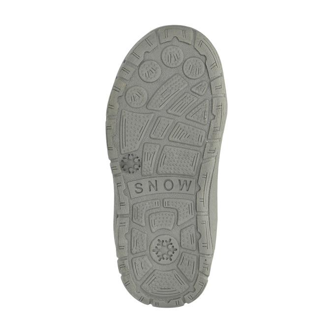 Dětská zimní obuv bubblegummer, modrá, 199-9601 - 26