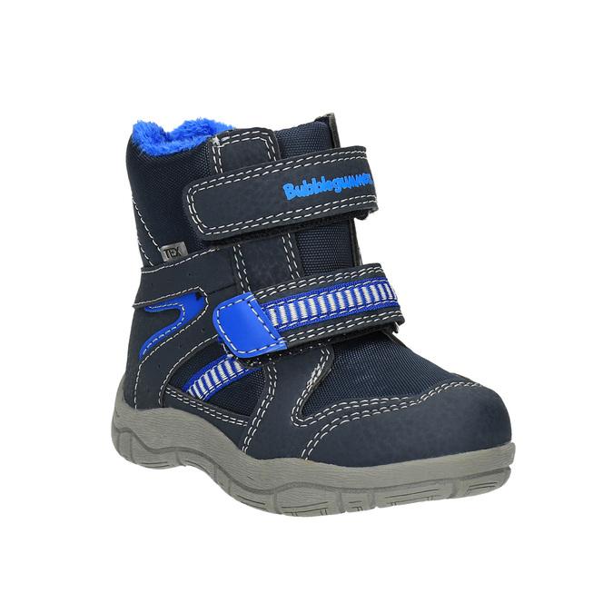 Dětská zimní obuv bubblegummer, modrá, 199-9601 - 13