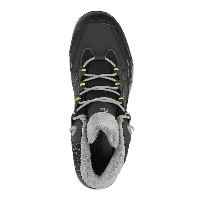Dámská zimní obuv v Outdoor stylu salomon, černá, 691-6050 - 19