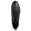 Kožená pánská obuv bata, černá, 896-6642 - 19
