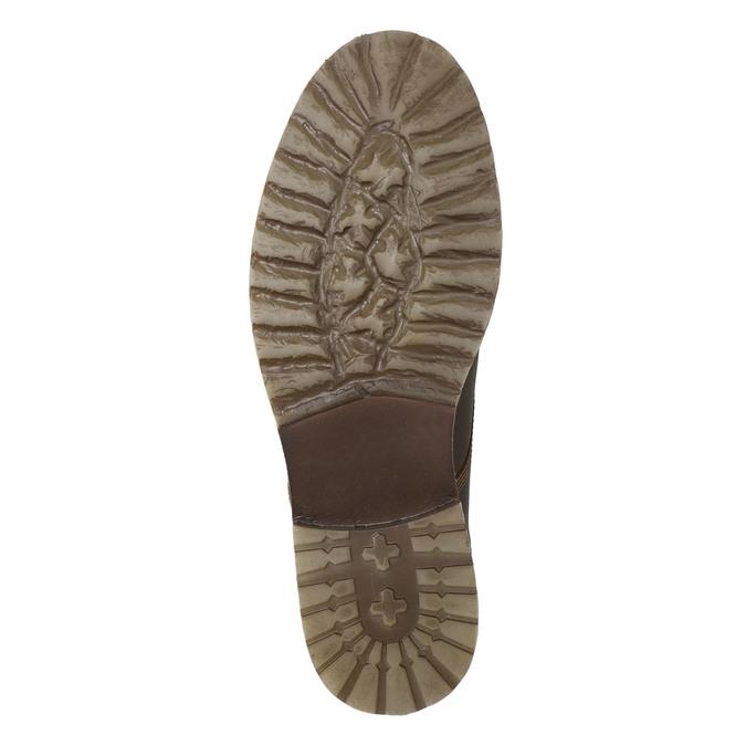 Pánská zimní obuv bata, hnědá, 894-4644 - 19