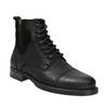 Kožená pánská obuv bata, černá, 896-6642 - 13