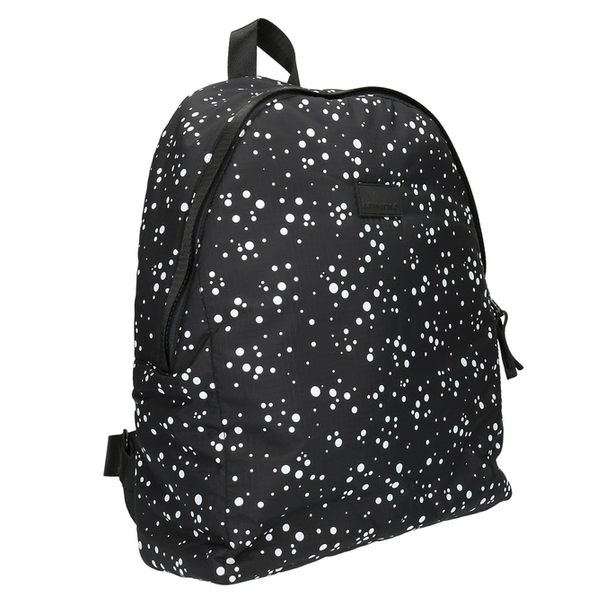 Batoh s puntíkovaným vzorem bjorn-borg, černá, 969-6030 - 13