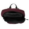 Textilní stylový batoh bjorn-borg, červená, 969-5037 - 15