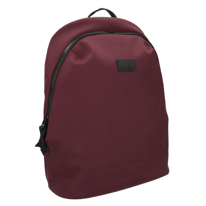 Textilní stylový batoh bjorn-borg, červená, 969-5037 - 13