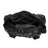 Cestovní taška s puntíkovaným vzorem bjorn-borg, černá, 969-6013 - 15