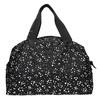 Cestovní taška s puntíkovaným vzorem bjorn-borg, černá, 969-6013 - 19
