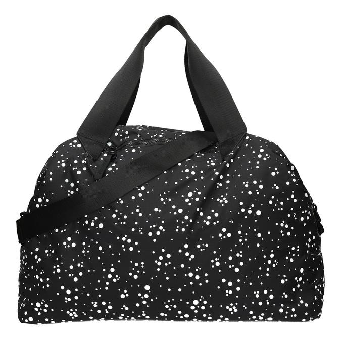 Cestovní taška s puntíkovaným vzorem bjorn-borg, černá, 969-6013 - 26