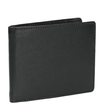Pánská kožená peněženka bata, černá, 944-6170 - 13