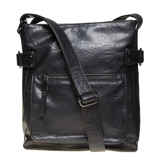 Pánská Crossbody taška bata, černá, 961-6266 - 26