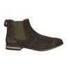 Kožená pánská Chelsea obuv rockport, hnědá, 893-4010 - 15