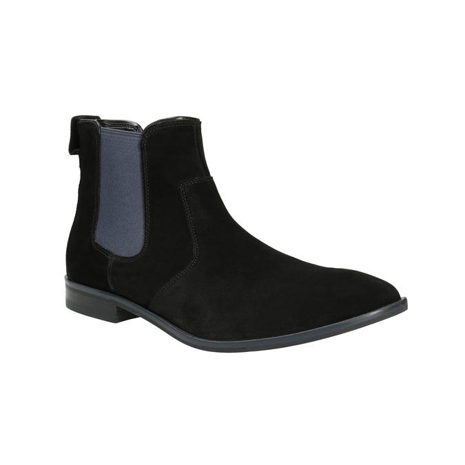Pánské kožené Chelsea Boots rockport, černá, 893-6010 - 13