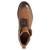 Pánská obuv v Ombré stylu bata, hnědá, 896-3649 - 19