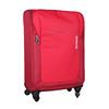Červený cestovní kufr na kolečkách american-tourister, červená, 969-5208 - 13