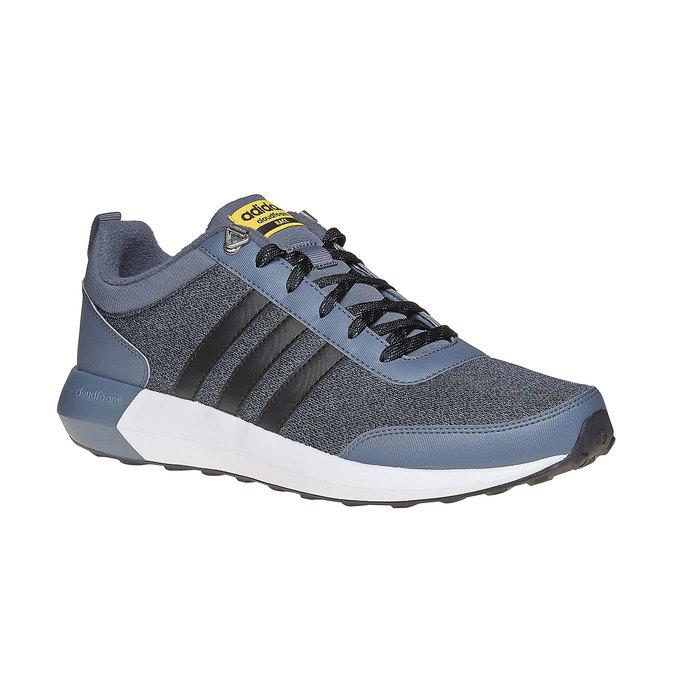 Stylové pánské tenisky adidas, modrá, 809-2893 - 13