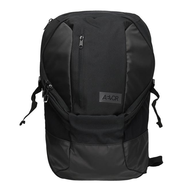 Černý ležérní batoh aevor, černá, 969-6060 - 26
