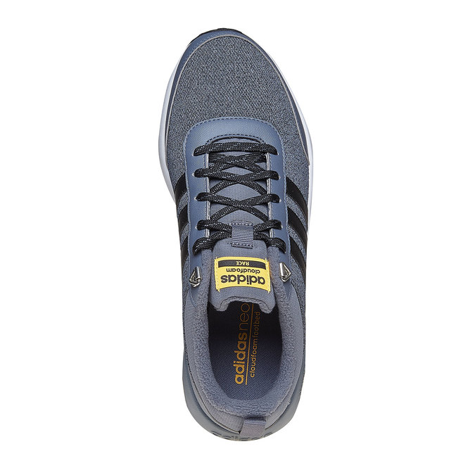 Stylové pánské tenisky adidas, modrá, 809-2893 - 19