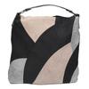 Kabelka ve stylu Hobo Bag bata, černá, 969-6231 - 26