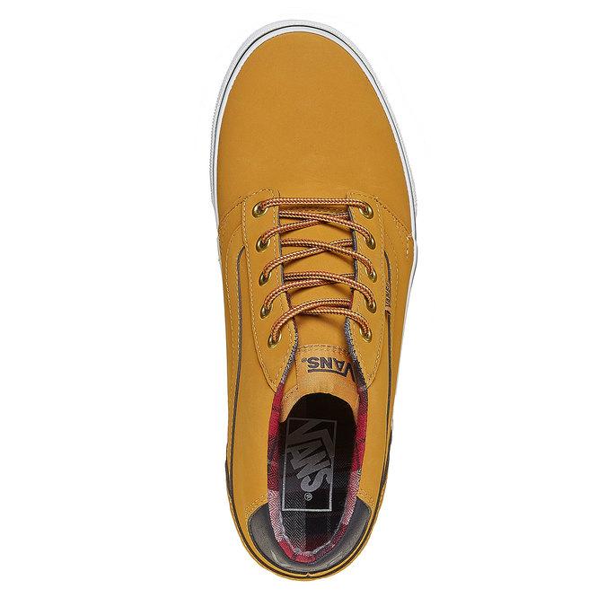 Pánské tenisky Vans vans, žlutá, 801-8306 - 19
