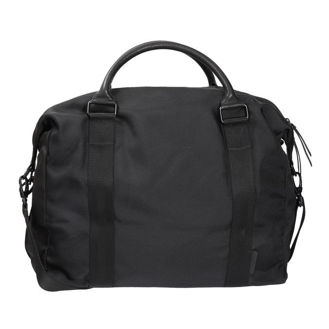 Textilní taška do ruky vagabond, černá, 969-6001 - 26