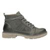 Dámská kotníčková obuv weinbrenner, šedá, 594-2409 - 15