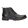Kožená zimní obuv bata, černá, 894-6642 - 26