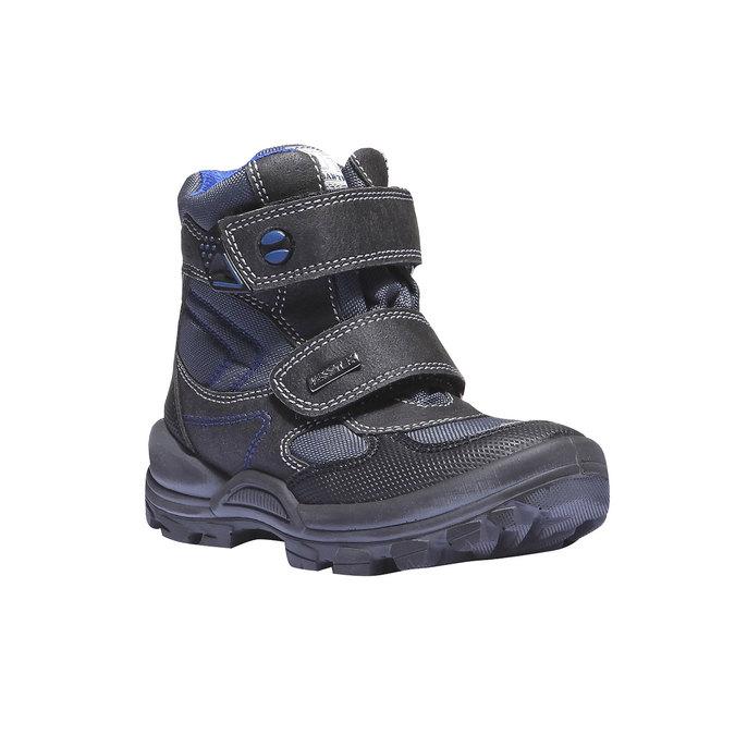 Chlapecká zimní obuv mini-b, šedá, 399-2100 - 13
