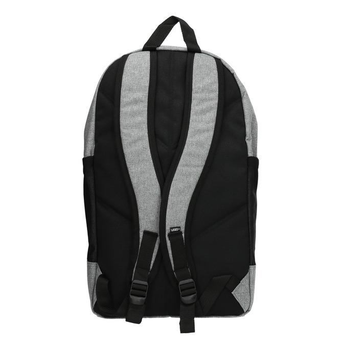 Šedý batoh vans, šedá, 969-2008 - 19
