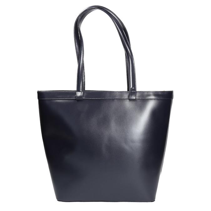 Kožená dámská kabelka gino-rossi, fialová, 964-9001 - 19