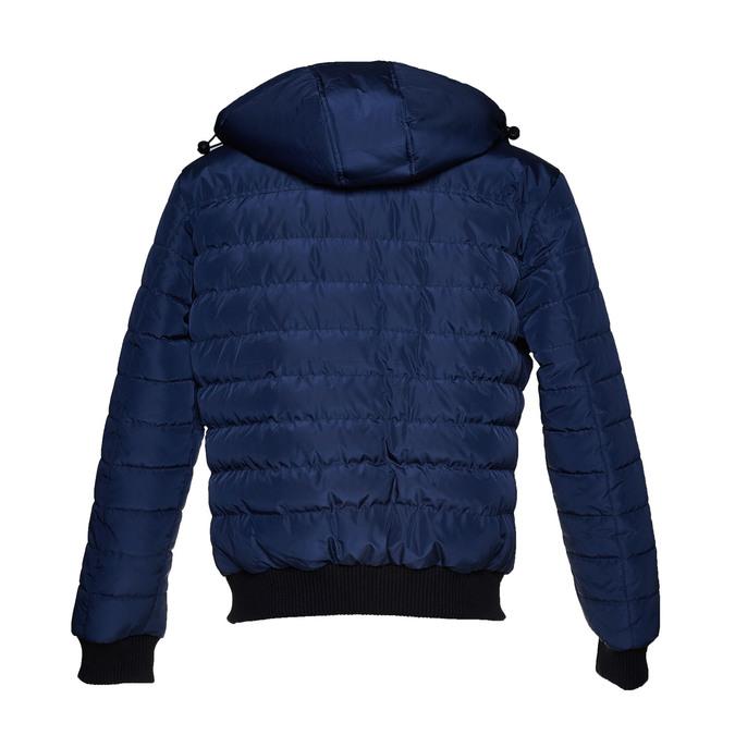 Pánská zimní bunda bata, modrá, 979-9632 - 26