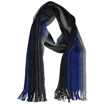 Pánská pruhovaná šála bata, modrá, 909-9228 - 13