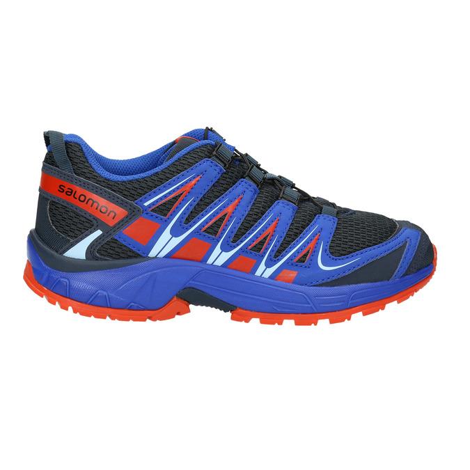 Dětská obuv v Outdoor stylu salomon, modrá, 499-9007 - 15