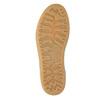 Kožená zimní obuv s kožíškem weinbrenner, hnědá, 596-4633 - 26