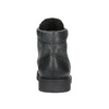 Pánská kožená kotníčková obuv bata, šedá, 896-2653 - 17